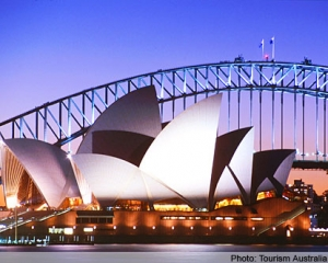 ... and Sydney makes three (states that is) !!!